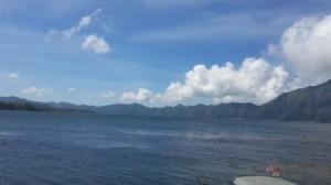 Kintamani view danau dan gunung batur 2