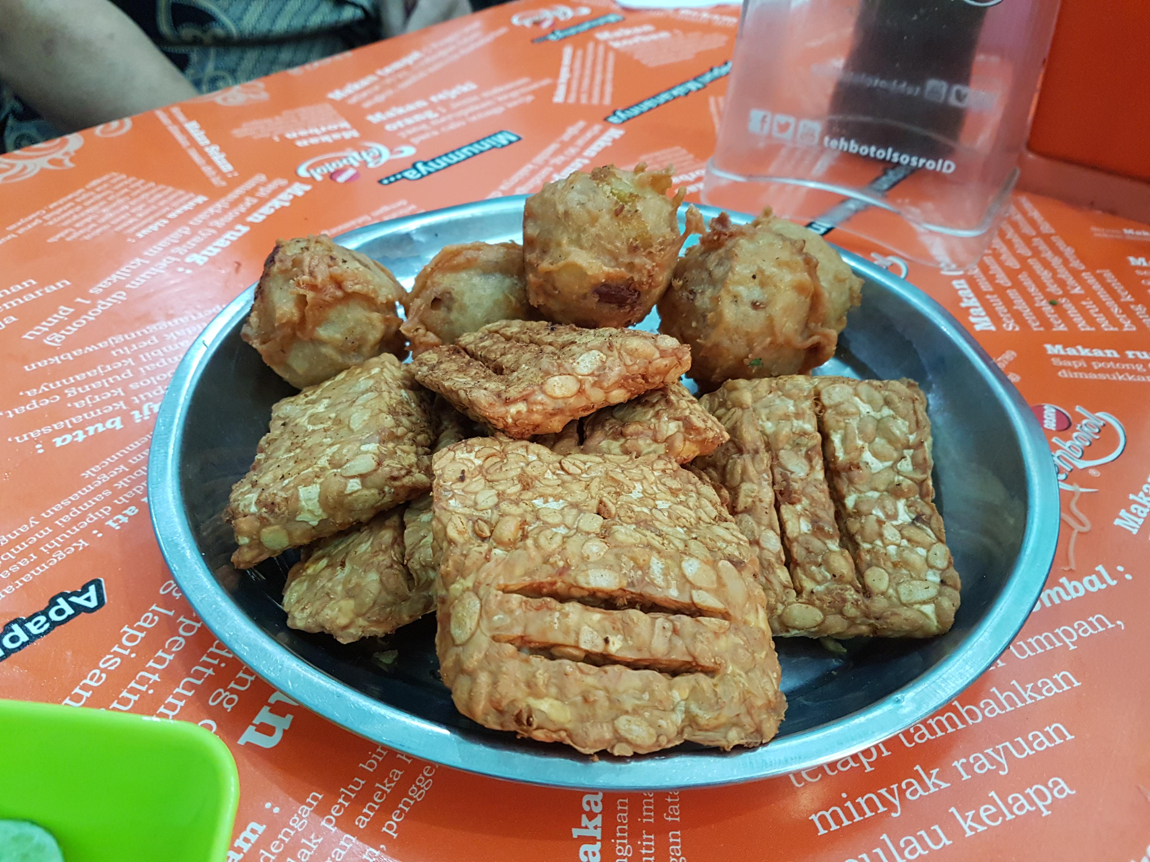 Soto Bokoran Semarang Makanan Aneh
